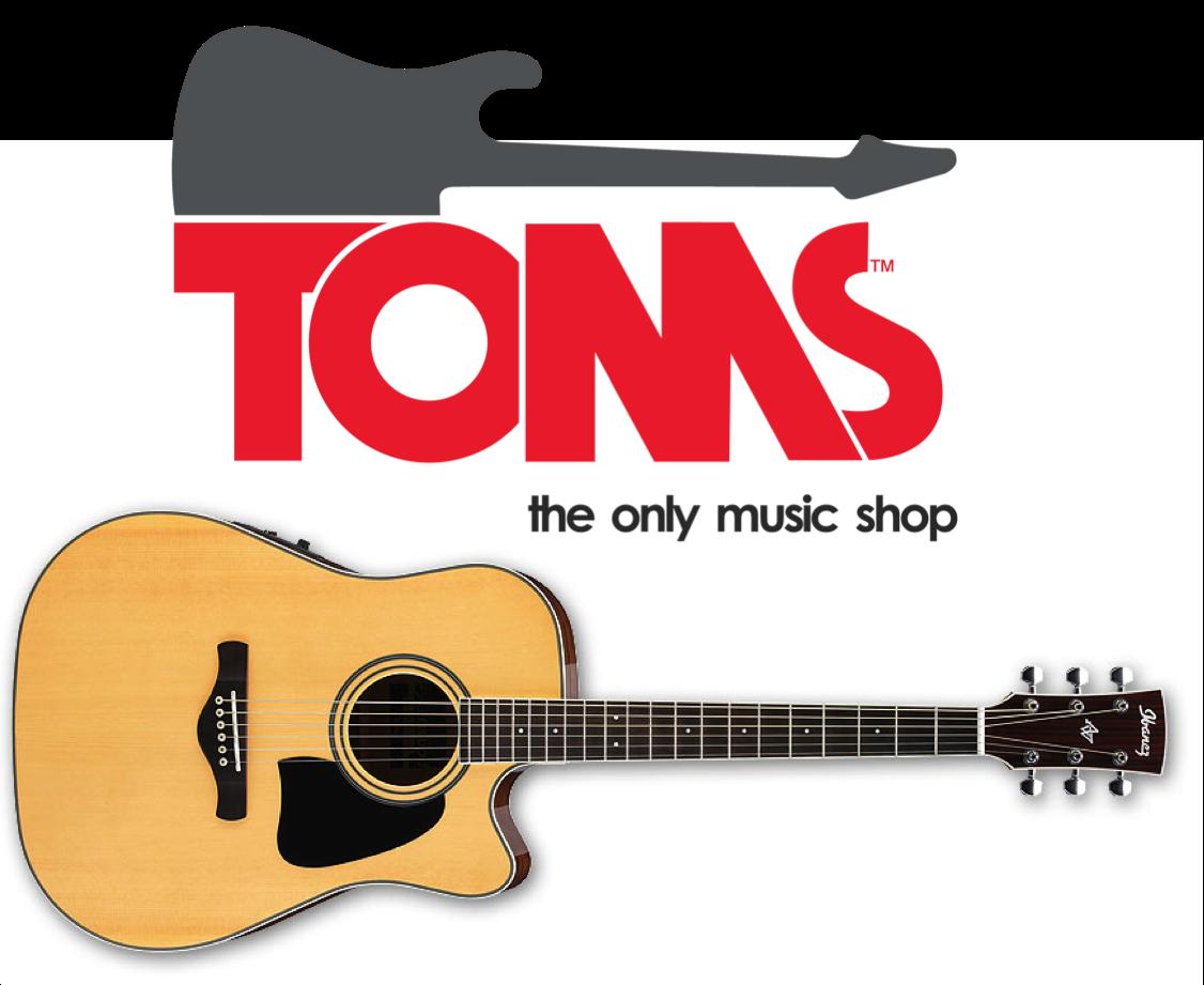 Toms guitar